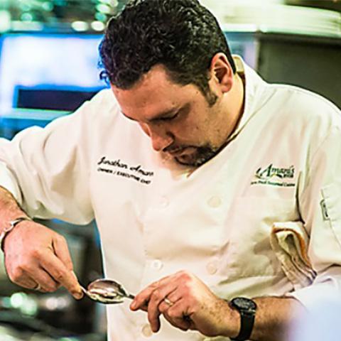 Chef Jon Amann Thumbnail