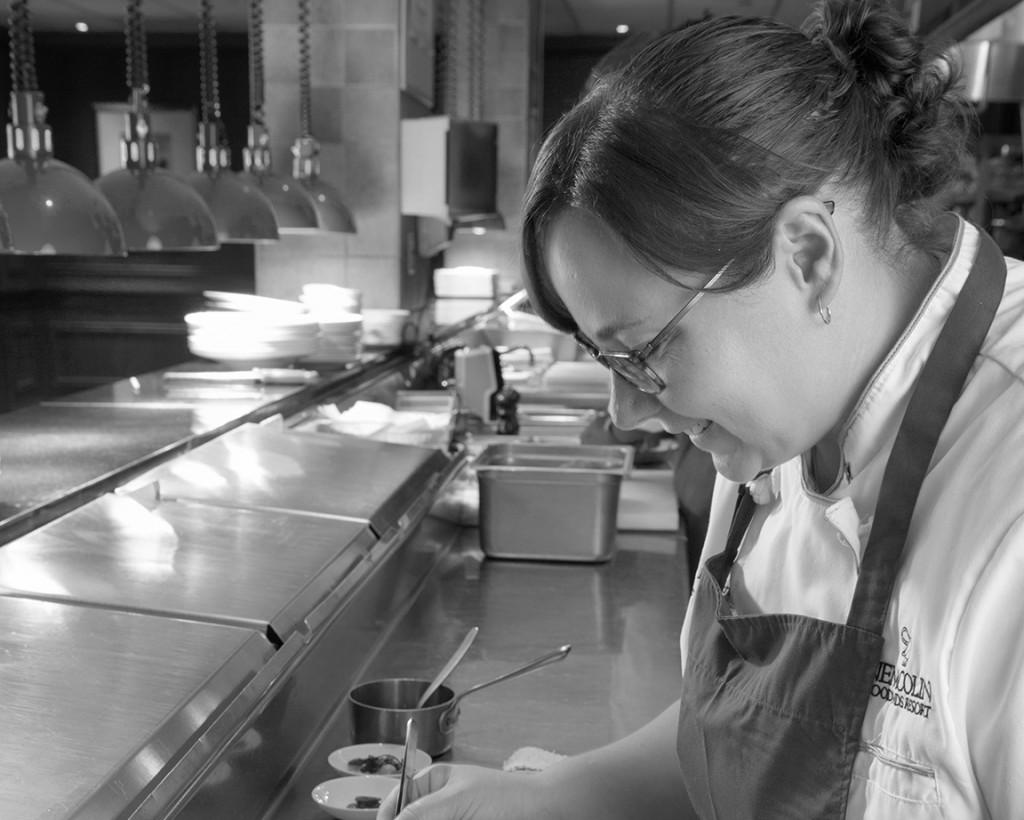 Chef Kristin Butterworth