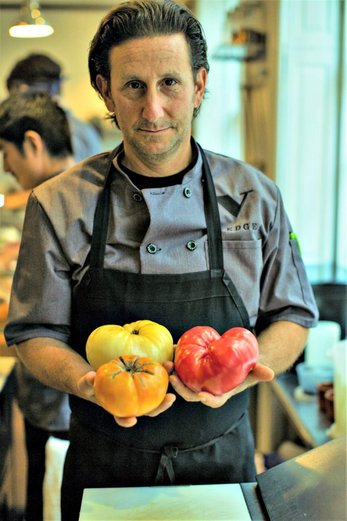 Chef Richard Landau