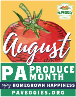 Large PA Produce Month Poster