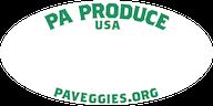 PA Produce Price Sticker